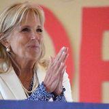 What Jill Biden's Gross Photo Op With National Guard Won't Accomplish