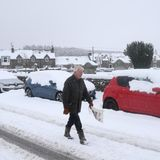 New snow and ice warnings issued for UK as 6ins set to fall in -10C freeze