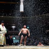 How the pandemic lifted the lid on the 'Darwinian world' of Japan's sumo