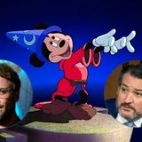 Ted Cruz, Seth Rogen Spar Over Disney's 'Fantasia': 'Everyone Who Made That Film Would Hate You'