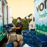 'Devastating Effects' of CA Prop 22 Begin as Albertsons Stores Move to Replace Unionized Drivers With Gig Workers