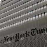 NY Times Under Fire for Terminating Editor Lauren Wolfe After Pro-Biden Tweets