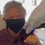 Bill Gates shares photo of his coronavirus vaccine, says 'I feel great'