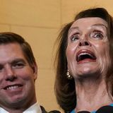 House GOPs Appalled Pelosi Keeping Swalwell on Intelligence Committee