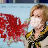 Deborah Birx: 'Parallel set of data' on Covid-19 was delivered to Trump