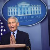 """Anthony Fauci says Trump tried to coax him Into minimizing COVID pandemic: """"Be more positive"""""""