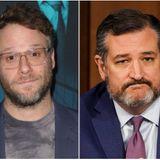 Seth Rogen dubs Ted Cruz a 'white supremacist fascist' in Twitter clash