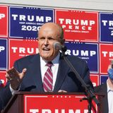 Dominion Voting Systems Sues Rudy Giuliani for $1.3B Over False Election Claims
