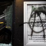 Psaki says she hasn't spoken with Biden about riots in Seattle, Portland