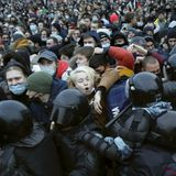 Navalny's team calls new protests in Russia for his release
