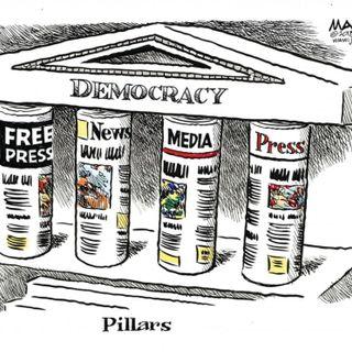Step 1 Was A New President Step 2 Restore News Media Trust!!!