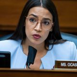 """AOC calls out Josh Hawley's """"muzzled"""" claim: """"You're just deeply unpopular"""""""