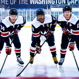 Capitals Unveil New Third Jersey Design