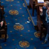 As House Sends Impeachment Article, Schumer and McConnell Told to 'Remove Seditious Senators' From Trump Trial