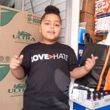 Meet the 8-year-old who opened a food pantry and was featured in Biden's inauguration