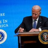 President Joe Biden commits to replacing entire federal fleet with electric vehicles – TechCrunch