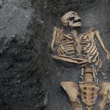 X-ray analysis reveals one grizzly truth about Medieval life