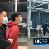 Hong Kong police arrest former student union president and 2 others over CUHK campus security protest   Hong Kong Free Press HKFP