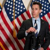 Josh Hawley Uses National Media to Whine About Being Censored
