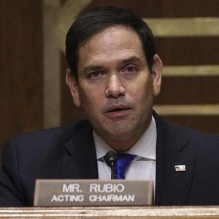 "U.S. Senator Rubio Calls Trump Impeachment Trial ""Stupid"""