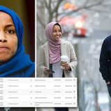 Ilhan Omar is on track to pay her husband's company nearly DOUBLE