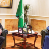 Saudi rights chief receives Swiss envoy