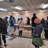 Crowded impound lot raises COVID concerns after Minneapolis snow emergency