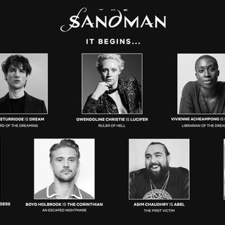 'Sandman' Netflix Series Casts Tom Sturridge as Dream, Adds Gwendoline Christie, Charles Dance