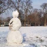 McKinley Park News - McKinley Park Snowman Contest Offers Field House Prizes, Safe Outdoor Fun