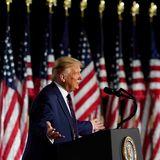 RNC invites Trump to speak at spring meeting
