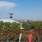 Food delivery by drone is likely a part of the future
