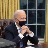 Biden Executive Order Creates 'Civilian Corps' to Fight Climate Change