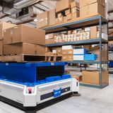 Fetch's latest warehouse robot is designed to replace forklifts – TechCrunch
