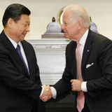 Sleepy Joe hides China corruption behind 'strategic patience'