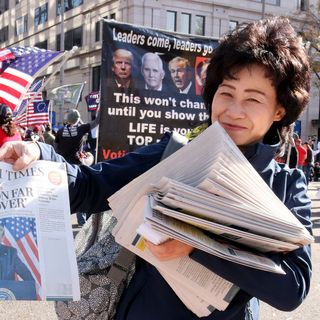 NY Times' pseudo-expert accusing China of genocide worked for publicity arm of far-right cult Falun Gong   The Grayzone