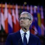 Apple CEO Tim Cook Slams Facebook for Disinformation 'Juiced by Algorithms'