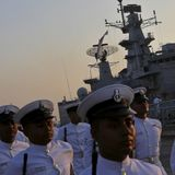 Indian naval base enters 'total lockdown' as 20+ sailors test positive for Covid-19
