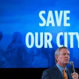 De Blasio's leadership masquerade: The mayor's State of the City and his police 'reform'