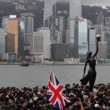 Thousands flee Hong Kong in rush for UK visas, fearing China crackdown