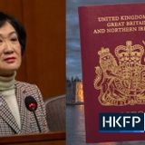 Pro-Beijing lawmaker criticises UK over extended residency rights for Hongkongers, claims those who left have 'no skills or education'   Hong Kong Free Press HKFP