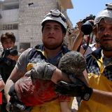 'World shrugging' as Syria death toll mounts
