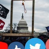 How neo-Nazis used the internet to instigate a right-wing extremist crisis