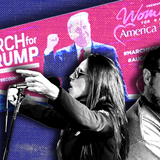"""The same pro-Trump organizers behind the insurrection are planning a """"MAGA sellout"""" bus tour"""