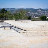 San Clemente skate park filled with sand to keep skaters at bay