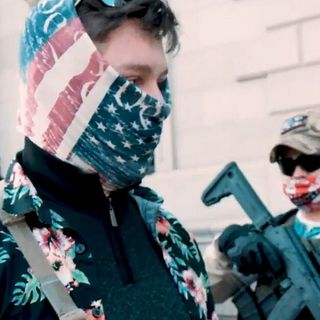The Boogaloo Bois Have Guns, Criminal Records and Military Training. Now They Want to Overthrow the Government.