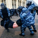 Kremlin defends arrests of thousands of protesters as a necessary response