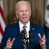 Joe Biden dramatically ramps up US cap on refugees by more than eight times the current level