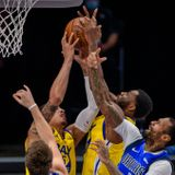 The Warriors' (Extremely) Small Lineup Dominated the Mavs