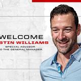 Canes Hire Justin Williams as Advisor