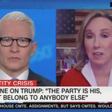 Barbara Comstock Dismisses Trump's Role in GOP Future